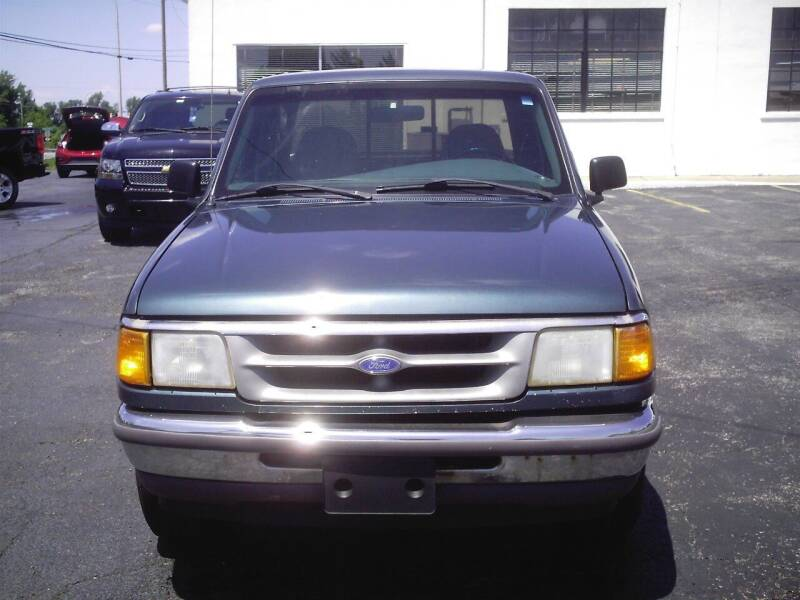 1997 Ford Ranger for sale at STAPLEFORD'S SALES & SERVICE in Saint Georges DE