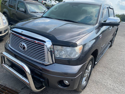 2012 Toyota Tundra for sale at Ball Pre-owned Auto in Terra Alta WV