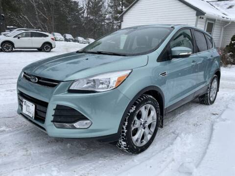 2013 Ford Escape for sale at Williston Economy Motors in Williston VT