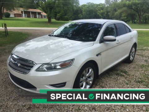2012 Ford Taurus for sale at Budget Auto Sales in Bonne Terre MO