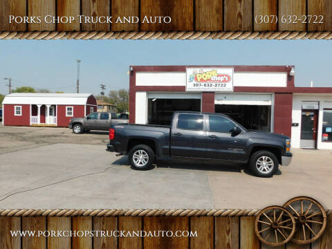 2014 Chevrolet Silverado 1500 for sale at Porks Chop Truck and Auto in Cheyenne WY