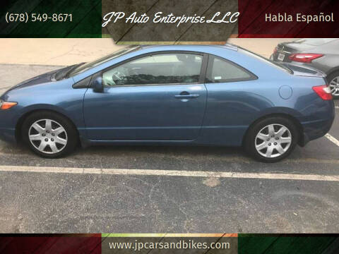 2007 Honda Civic for sale at JP Auto Enterprise LLC in Duluth GA