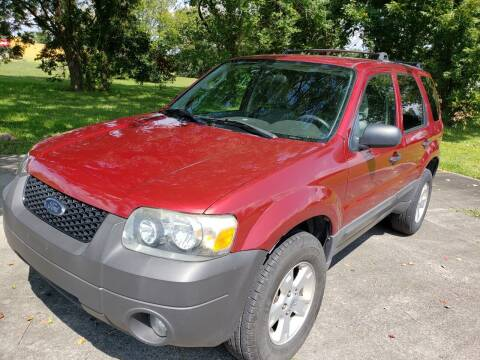 2006 Ford Escape for sale at ATCO Trading Company in Houston TX
