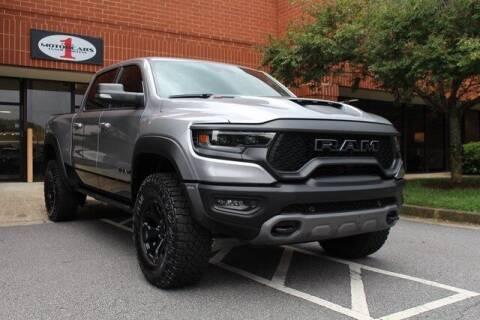 2021 RAM Ram Pickup 1500 for sale at Team One Motorcars, LLC in Marietta GA