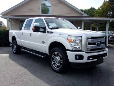 2015 Ford F-250 Super Duty for sale at Adams Auto Group Inc. in Charlotte NC