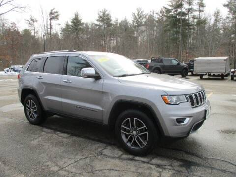 2018 Jeep Grand Cherokee for sale at MC FARLAND FORD in Exeter NH