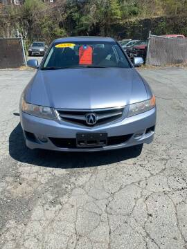 2006 Acura TSX for sale at ALAN SCOTT AUTO REPAIR in Brattleboro VT