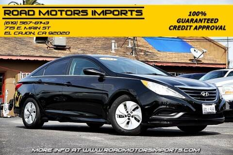 2014 Hyundai Sonata for sale at Road Motors Imports in El Cajon CA