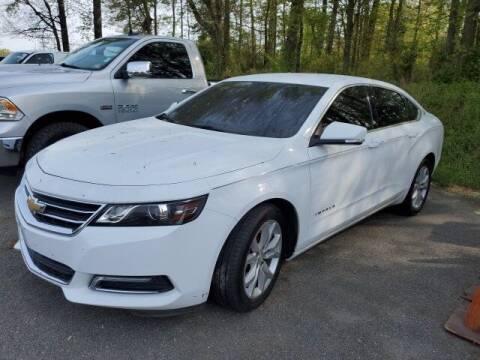 2018 Chevrolet Impala for sale at Strosnider Chevrolet in Hopewell VA