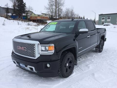 2015 GMC Sierra 1500 for sale at Delta Car Connection LLC in Anchorage AK