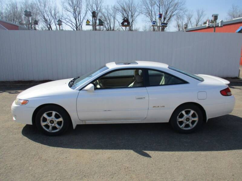 1999 Toyota Camry Solara for sale at Chaddock Auto Sales in Rochester MN