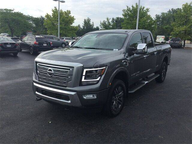 2021 Nissan Titan XD for sale in Hilliard, OH