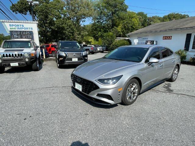 2020 Hyundai Sonata for sale at Sports & Imports in Pasadena MD