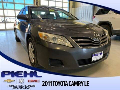 2011 Toyota Camry for sale at Piehl Motors - PIEHL Chevrolet Buick Cadillac in Princeton IL