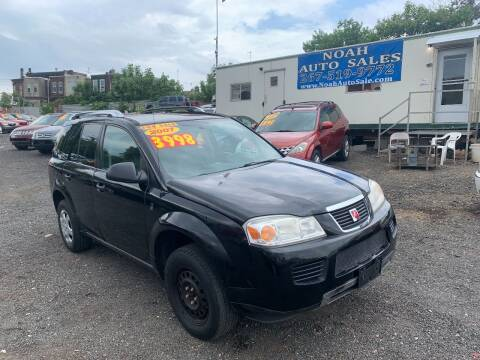 2007 Saturn Vue for sale at Noah Auto Sales in Philadelphia PA