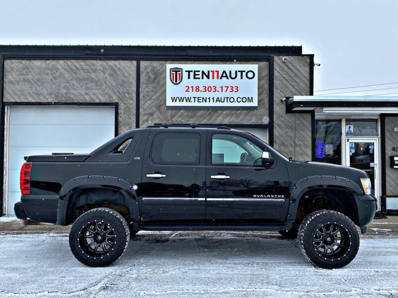 2011 Chevrolet Avalanche for sale at Ten 11 Auto LLC in Dilworth MN