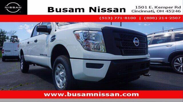 2021 Nissan Titan XD S
