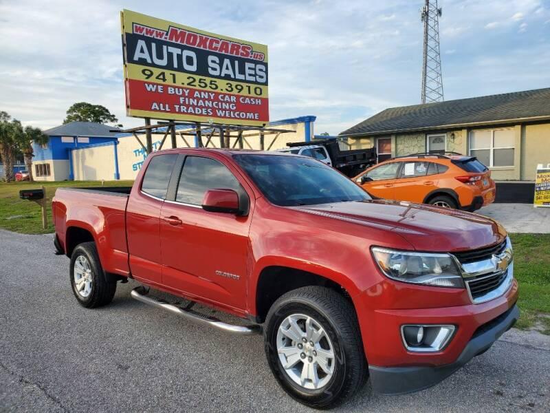 2015 Chevrolet Colorado for sale at Mox Motors in Port Charlotte FL