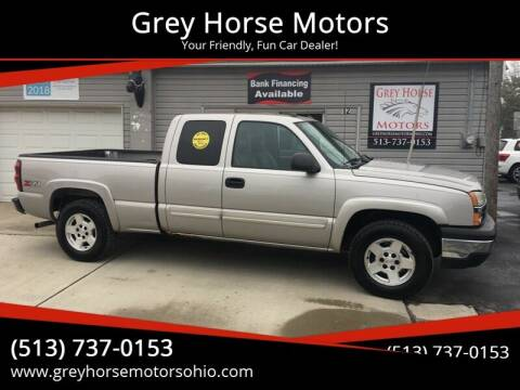 2005 Chevrolet Silverado 1500 for sale at Grey Horse Motors in Hamilton OH