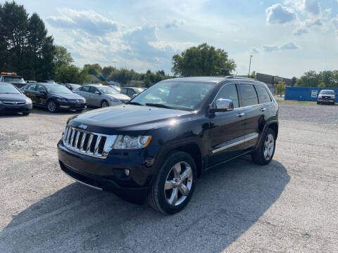 2011 Jeep Grand Cherokee for sale at US5 Auto Sales in Shippensburg PA