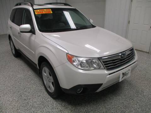 2010 Subaru Forester for sale at LaFleur Auto Sales in North Sioux City SD