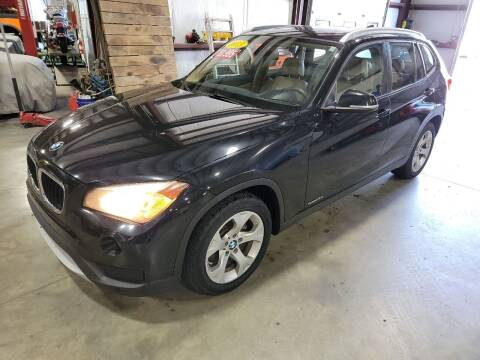 2013 BMW X1 for sale at Hometown Automotive Service & Sales in Holliston MA
