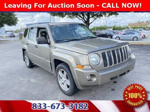 2007 Jeep Patriot for sale at Glenbrook Dodge Chrysler Jeep Ram and Fiat in Fort Wayne IN