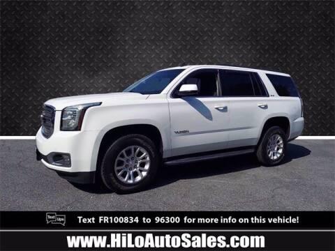 2015 GMC Yukon for sale at Hi-Lo Auto Sales in Frederick MD