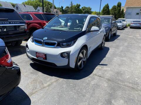 2014 BMW i3 for sale at CLASSIC MOTOR CARS in West Allis WI