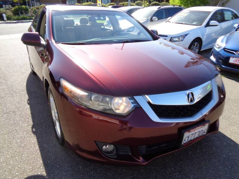 2010 Acura TSX for sale at NorCal Auto Mart in Vacaville CA