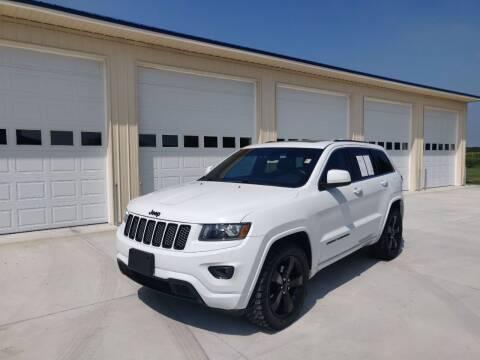 2015 Jeep Grand Cherokee for sale at Carmart Auto Sales Inc in Schoolcraft MI