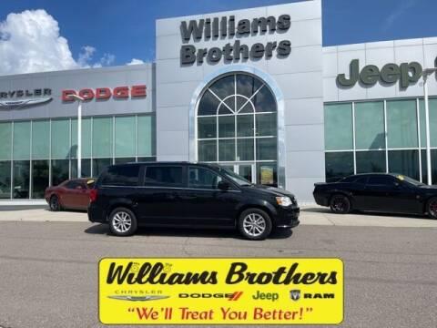 2019 Dodge Grand Caravan for sale at Williams Brothers - Pre-Owned Monroe in Monroe MI