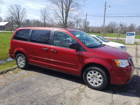 2008 Chrysler Town and Country for sale at David Shiveley in Mount Orab OH
