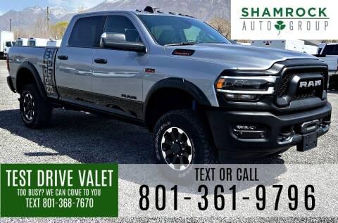 2020 RAM Ram Pickup 2500 for sale at Shamrock Group LLC #1 in Pleasant Grove UT