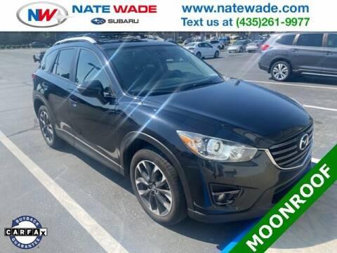 2016 Mazda CX-5 for sale at NATE WADE SUBARU in Salt Lake City UT