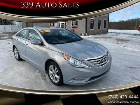 2011 Hyundai Sonata for sale at 339 Auto Sales in Belpre OH