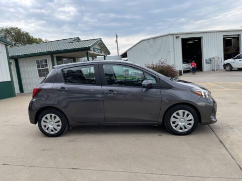 2017 Toyota Yaris for sale at Town & Country Motors Inc. in Meriden KS