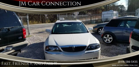 2004 Lincoln LS for sale at JM Car Connection in Wendell NC