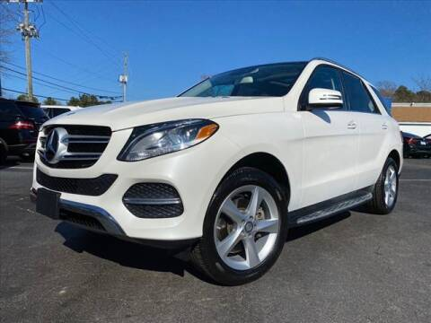 2016 Mercedes-Benz GLE for sale at iDeal Auto in Raleigh NC