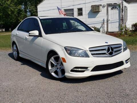 2011 Mercedes-Benz C-Class for sale at Auto Mart in Kannapolis NC