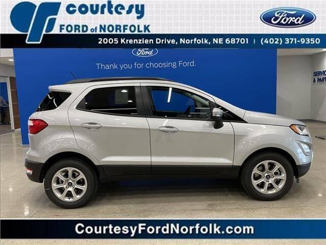 2021 Ford EcoSport for sale in Norfolk, NE