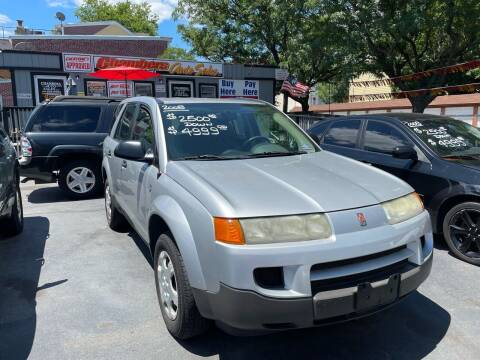2003 Saturn Vue for sale at Chambers Auto Sales LLC in Trenton NJ