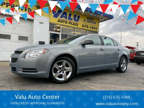 2009 Chevrolet Malibu for sale at Valu Auto Center in West Seneca NY