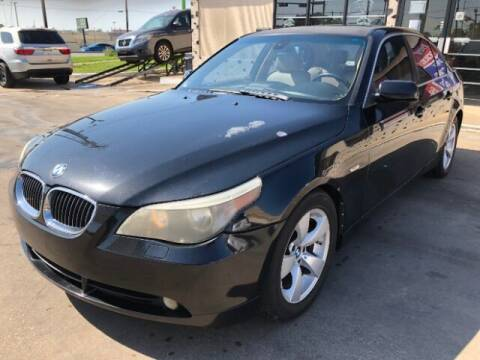 2007 BMW 5 Series for sale at Auto Limits in Irving TX
