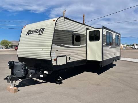 2017 Forest River Avenger for sale at Mesa AZ Auto Sales in Apache Junction AZ