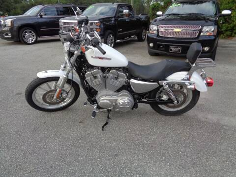 2007 Harley-Davidson Sportster for sale at BALKCUM AUTO INC in Wilmington NC