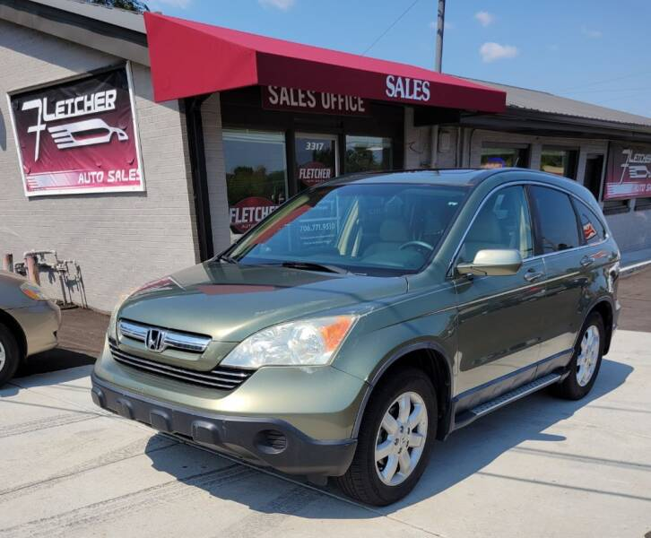 2009 Honda CR-V for sale at Fletcher Auto Sales in Augusta GA