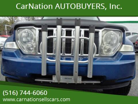 2009 Jeep Liberty for sale at CarNation AUTOBUYERS, Inc. in Rockville Centre NY