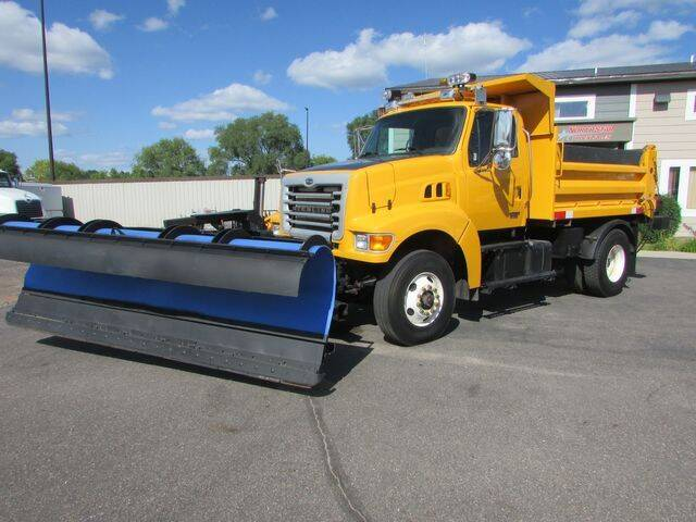 2004 Sterling L8500 Series for sale at NorthStar Truck Sales in Saint Cloud MN