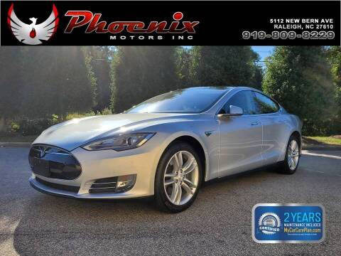 2014 Tesla Model S for sale at Phoenix Motors Inc in Raleigh NC